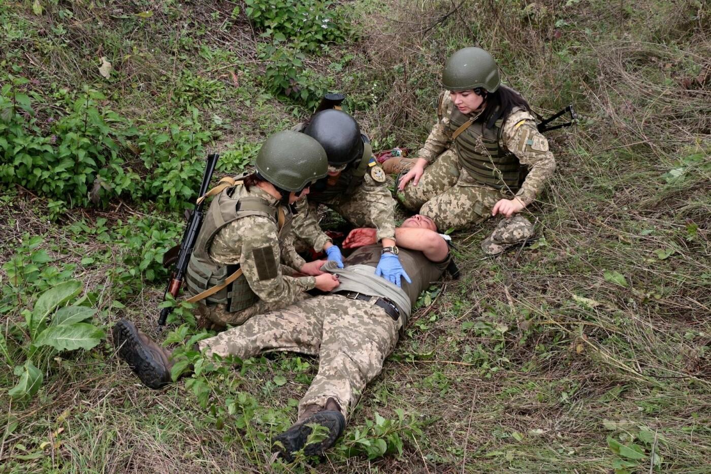 5-ти денний курс з тактичної медицини в Кам'янці-Подільському, фото-7