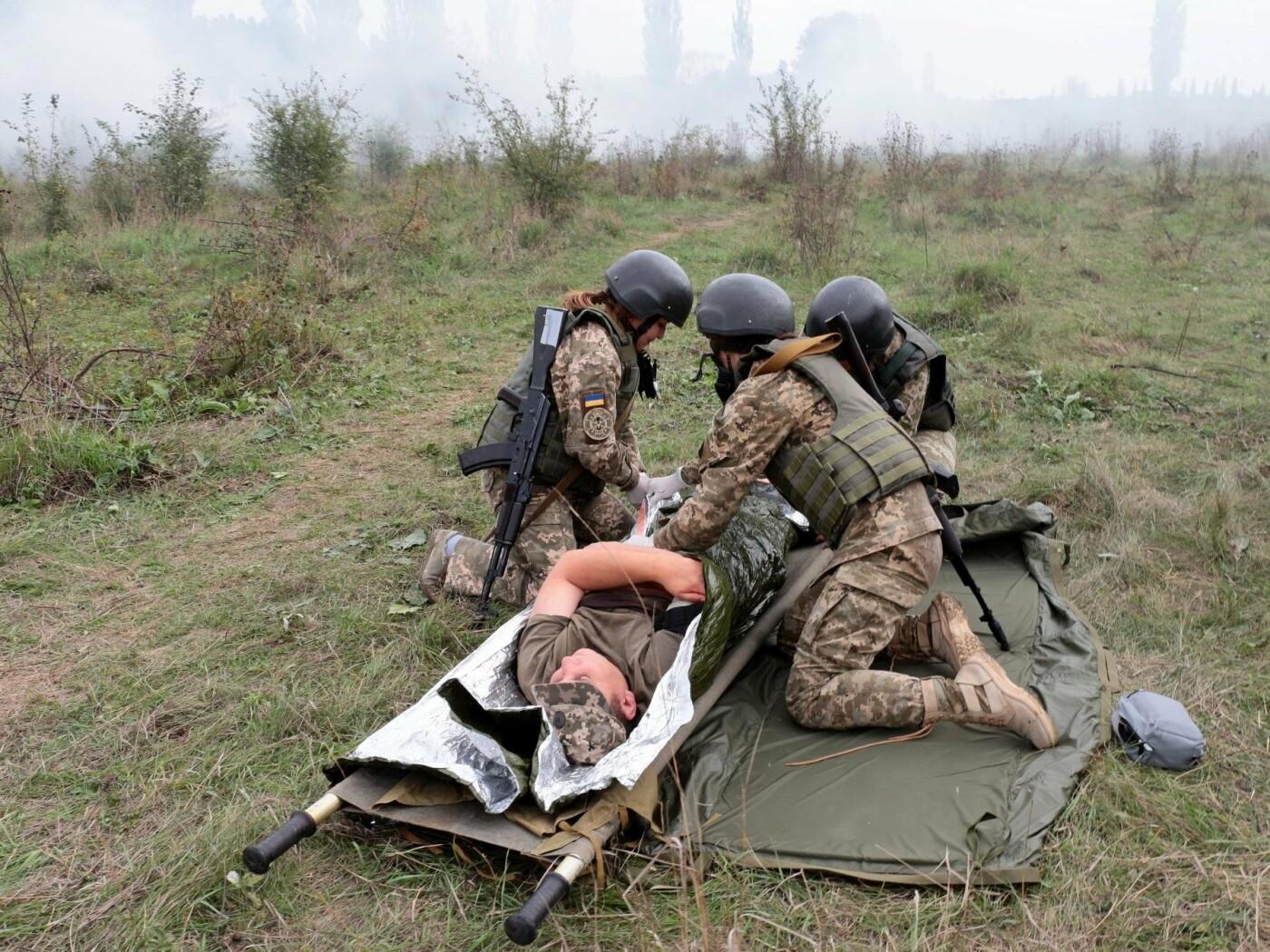 5-ти денний курс з тактичної медицини в Кам'янці-Подільському, фото-2