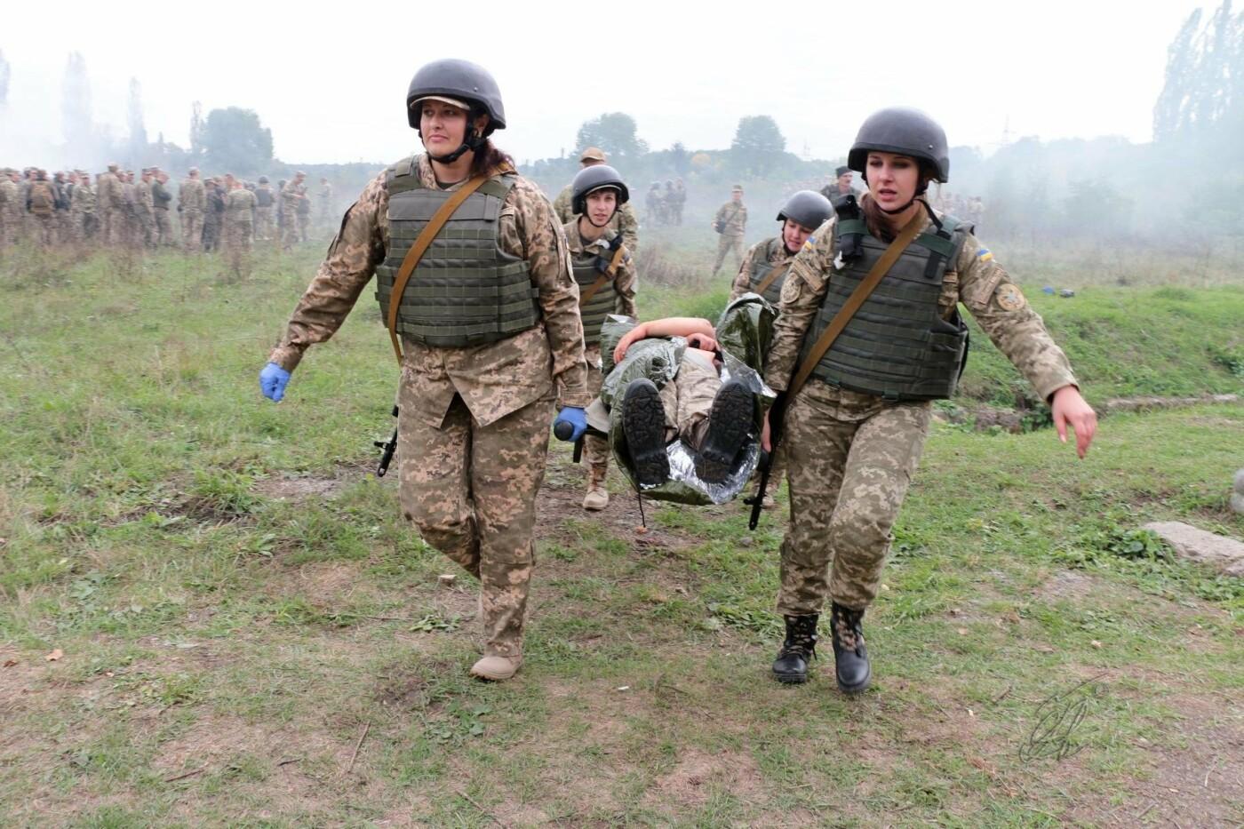 5-ти денний курс з тактичної медицини в Кам'янці-Подільському, фото-1