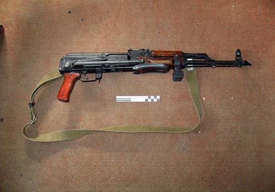 У Хмельницькій області триває операція «Зброя та вибухівка», фото-1