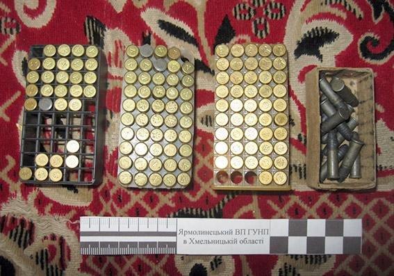 У Хмельницькій області триває операція «Зброя та вибухівка», фото-3