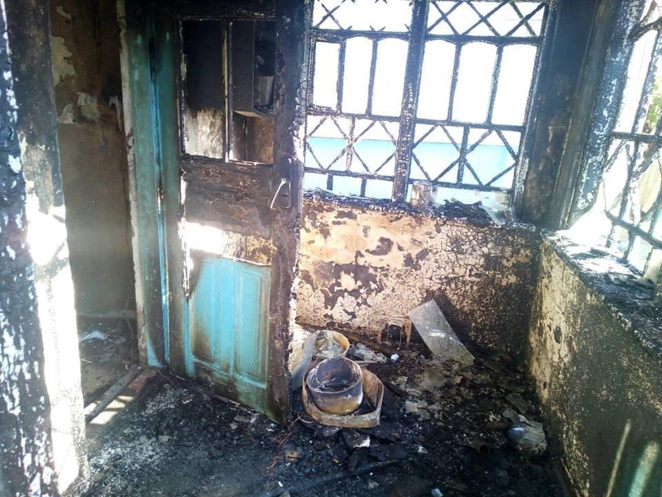 Пожежа у селі Слобідка-Гуменецька, фото-3