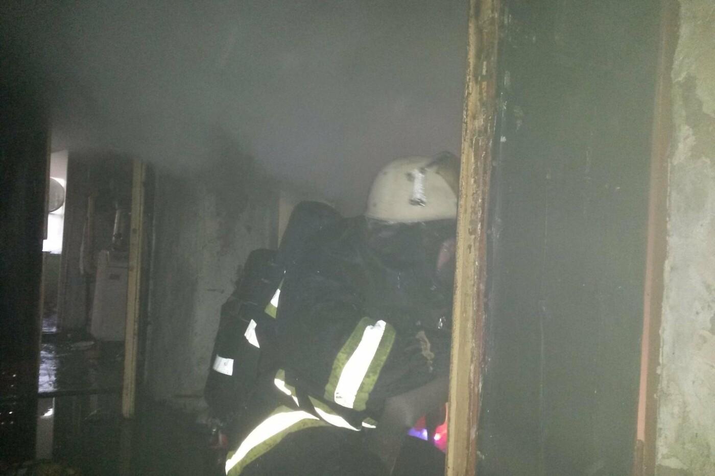 У Кам'янці-Подільському під час гасіння пожежі виявили тіло 43-річного чоловіка, фото-1