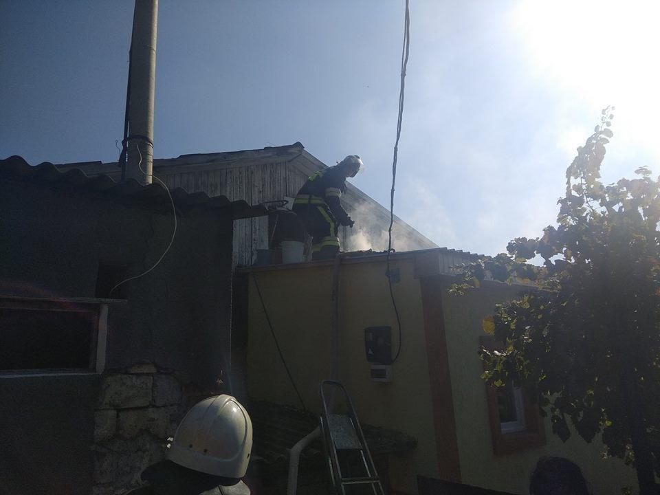 Дитячі пустощі з вогнем спричинили пожежу у селі Слобідка-Кульчієвецька, фото-3