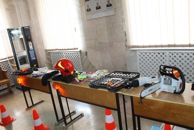 Рятувальники Кам'янця отримали нове обладнання на суму понад 2 мільйони євро, фото-2