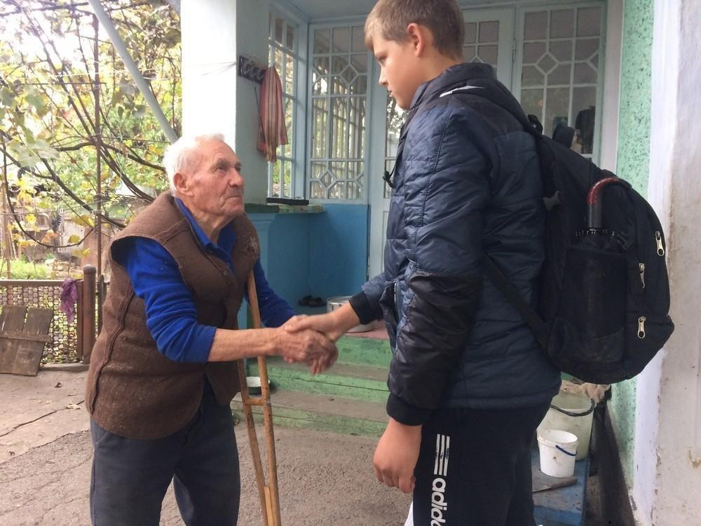 """У Кам'янці учні провели благодійну акцію """"5 картоплин"""", фото-4"""