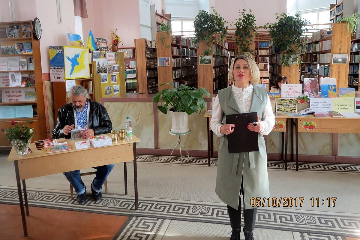 Письменник Сергій Пантюк побував у Кам'янці-Подільському, фото-1