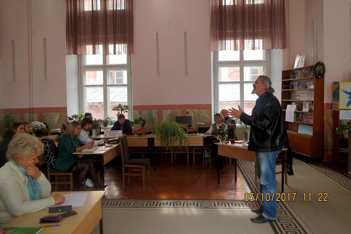 Письменник Сергій Пантюк побував у Кам'янці-Подільському, фото-2