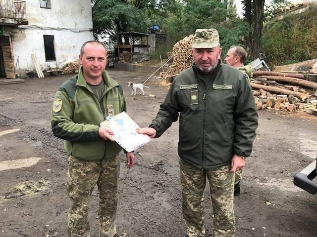 Військові на Сході отримали гостинці із Кам'янця-Подільського, фото-4