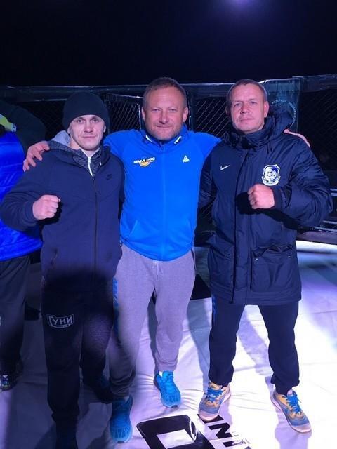 """Клубу MMA """"Гуни"""" гідно представив місто на Міжнародному турнірі, фото-1"""