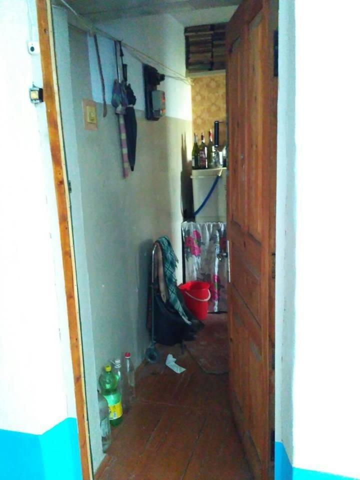 На вулиці Драгоманова визволили хвору літню жінку з власної квартири , фото-3