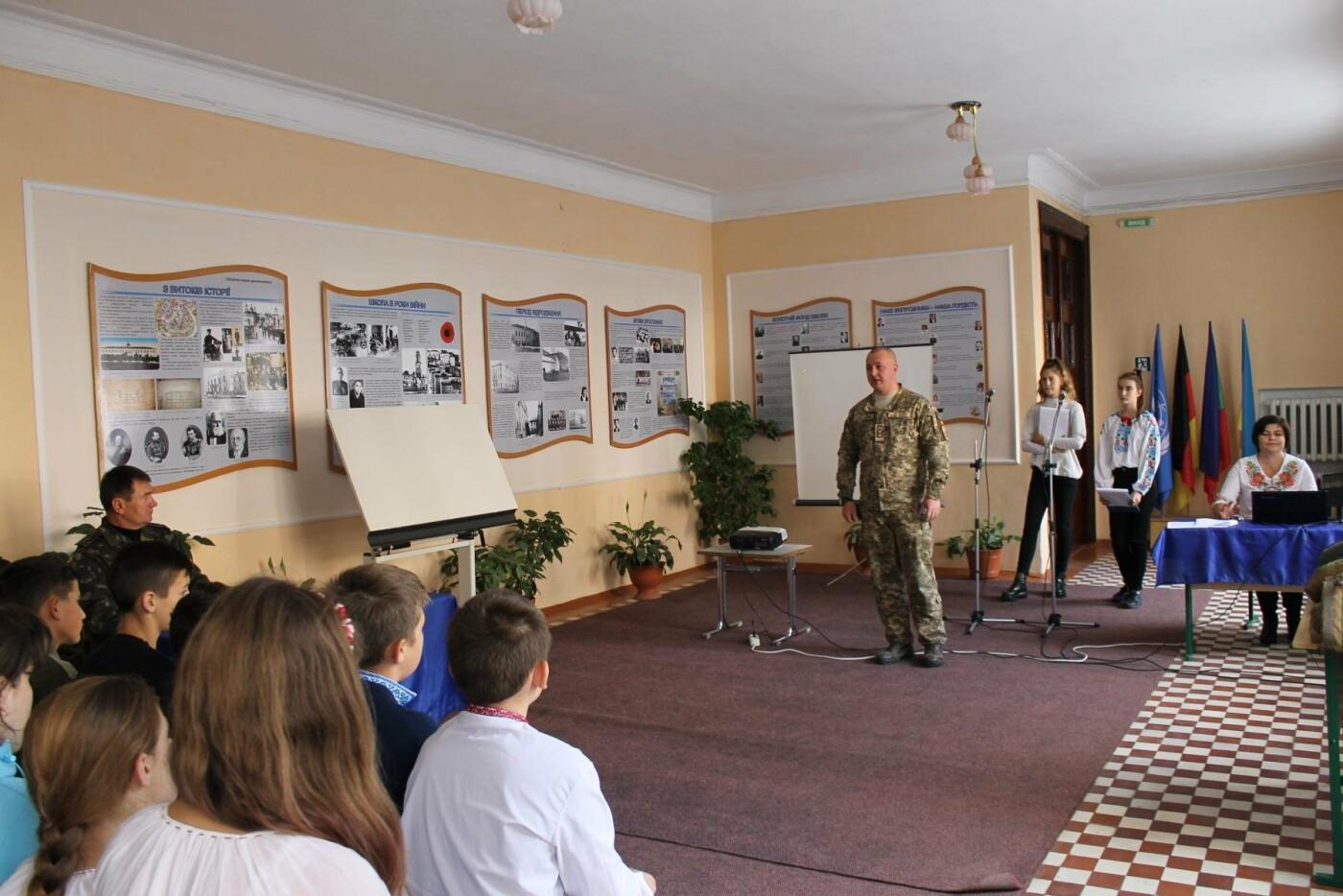 Військові Центру розмінування присвятили тиждень дитячому патріотичному вихованню, фото-7