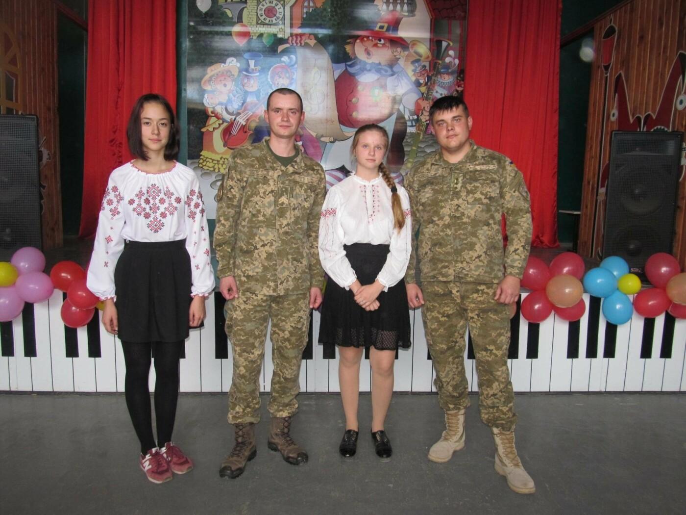 Військові Центру розмінування присвятили тиждень дитячому патріотичному вихованню, фото-2