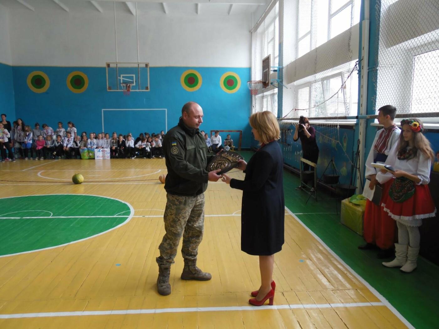 Військові Центру розмінування присвятили тиждень дитячому патріотичному вихованню, фото-4