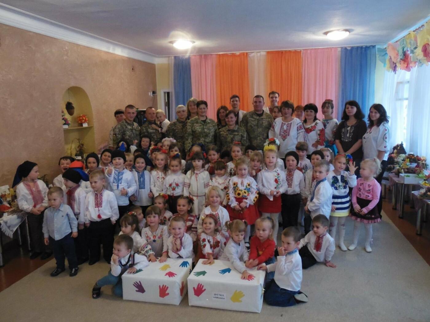 Військові Центру розмінування присвятили тиждень дитячому патріотичному вихованню, фото-5