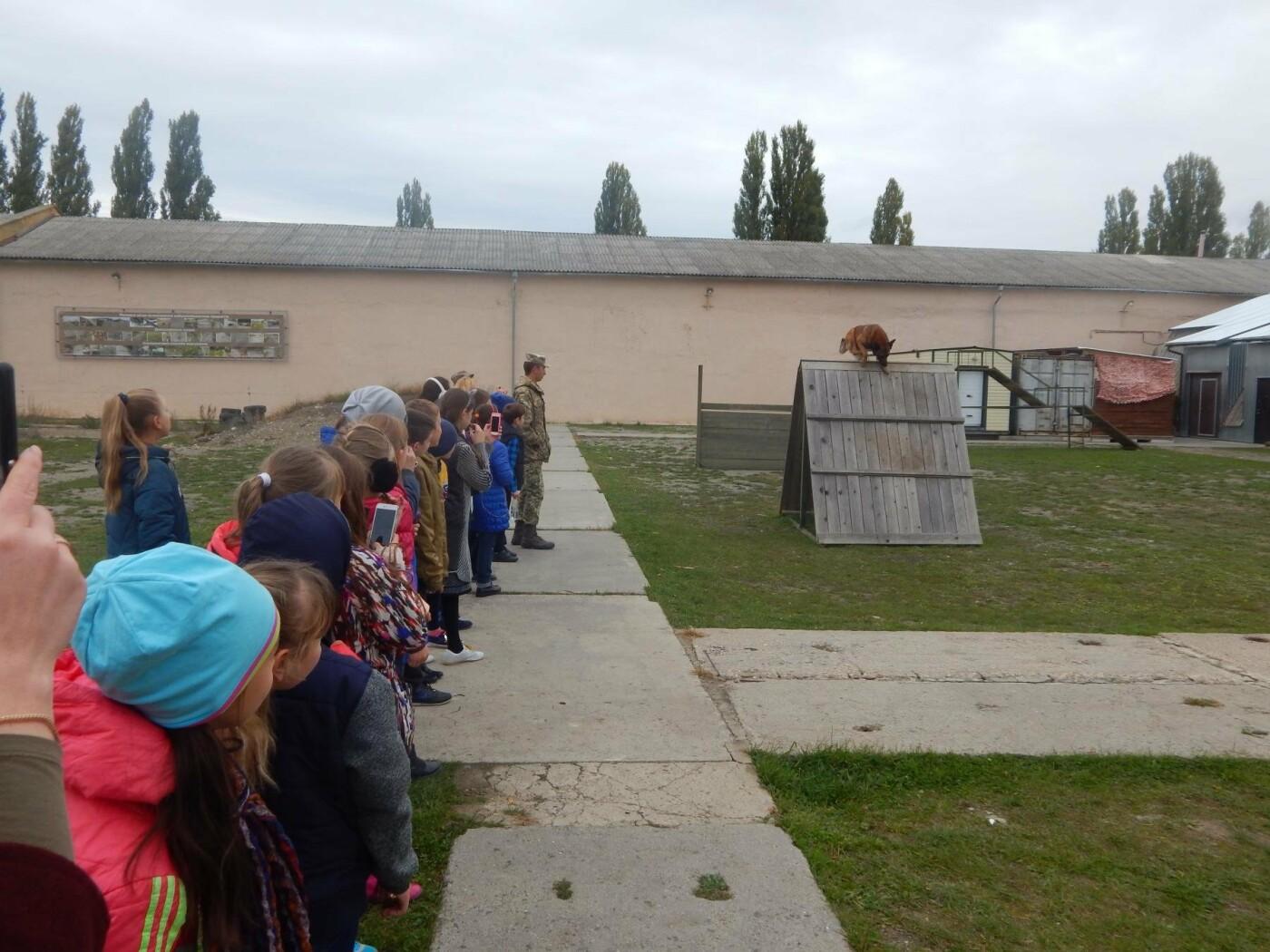 Військові Центру розмінування присвятили тиждень дитячому патріотичному вихованню, фото-11