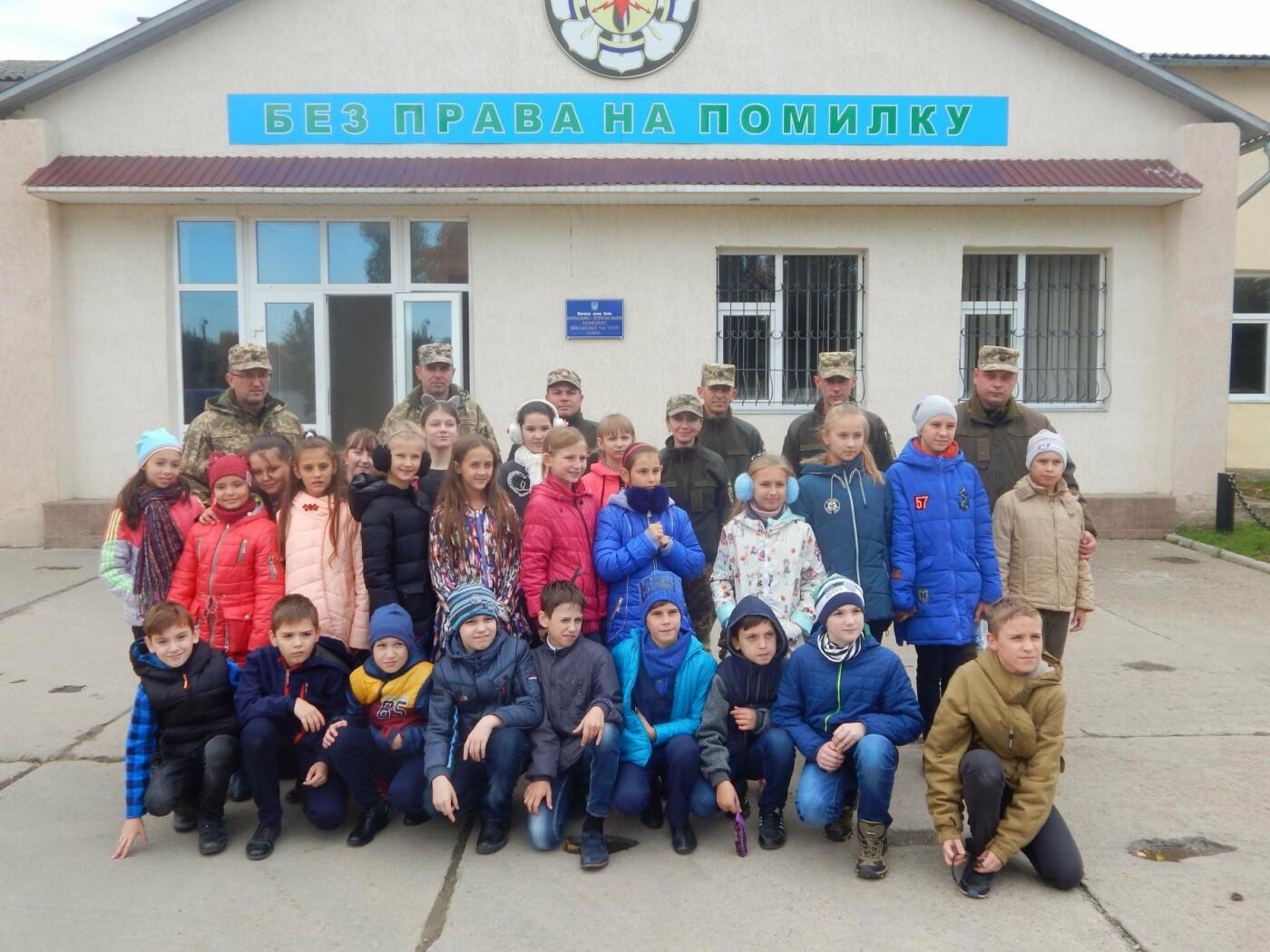 Військові Центру розмінування присвятили тиждень дитячому патріотичному вихованню, фото-13