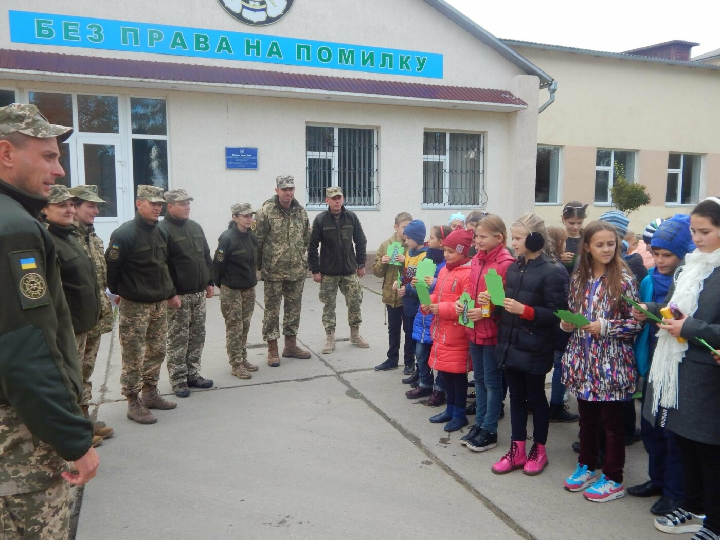 Військові Центру розмінування присвятили тиждень дитячому патріотичному вихованню, фото-10