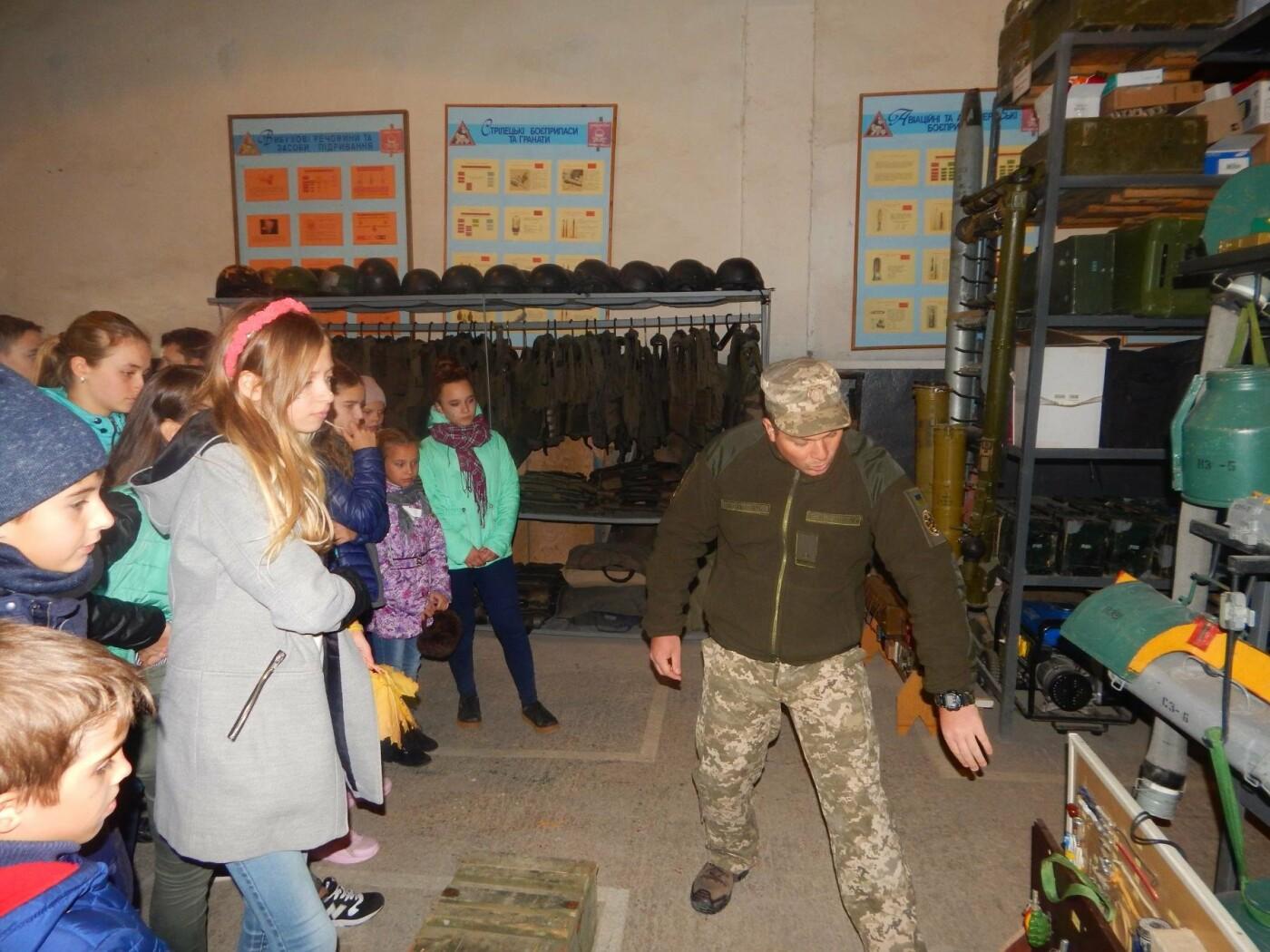 Військові Центру розмінування присвятили тиждень дитячому патріотичному вихованню, фото-15