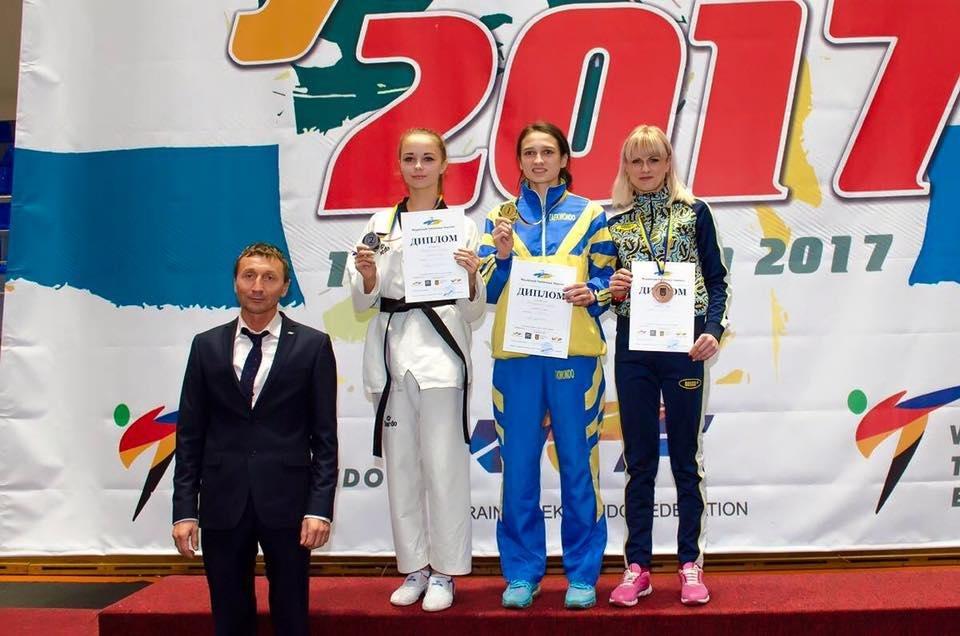 Здобутки кам'янчан на чемпіонаті України з тхеквондо , фото-3