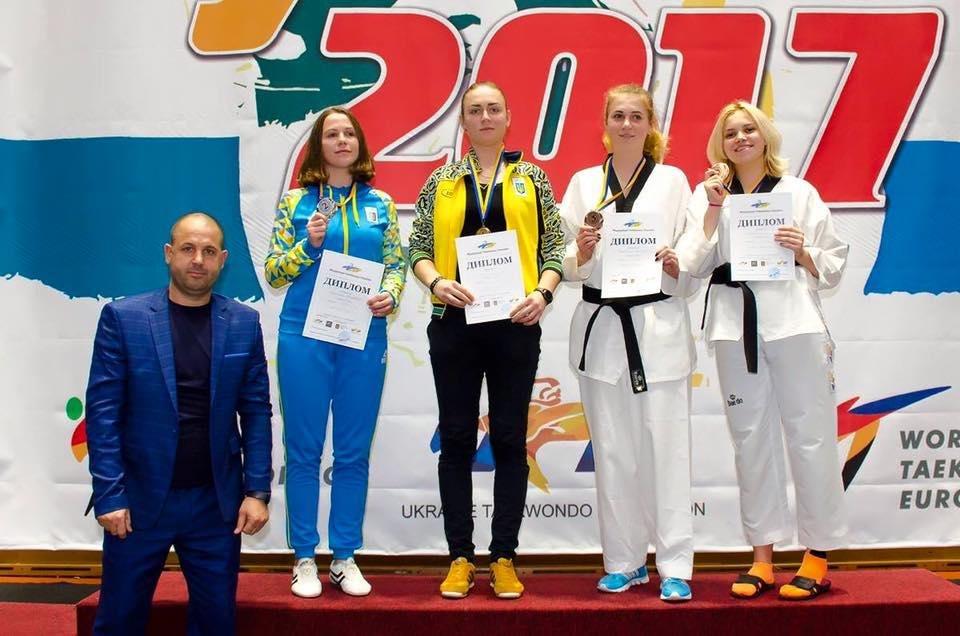 Здобутки кам'янчан на чемпіонаті України з тхеквондо , фото-4