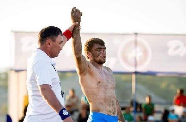 Семен Радулов – чемпіон світу з пляжної боротьби, фото-1