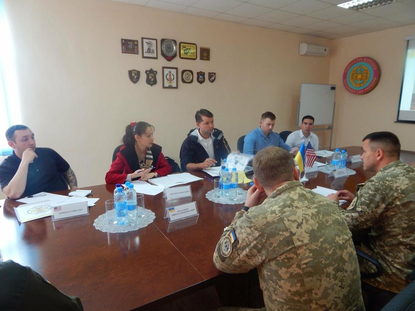 Центр розмінування відвідала делегація Збройних Сил США, фото-2
