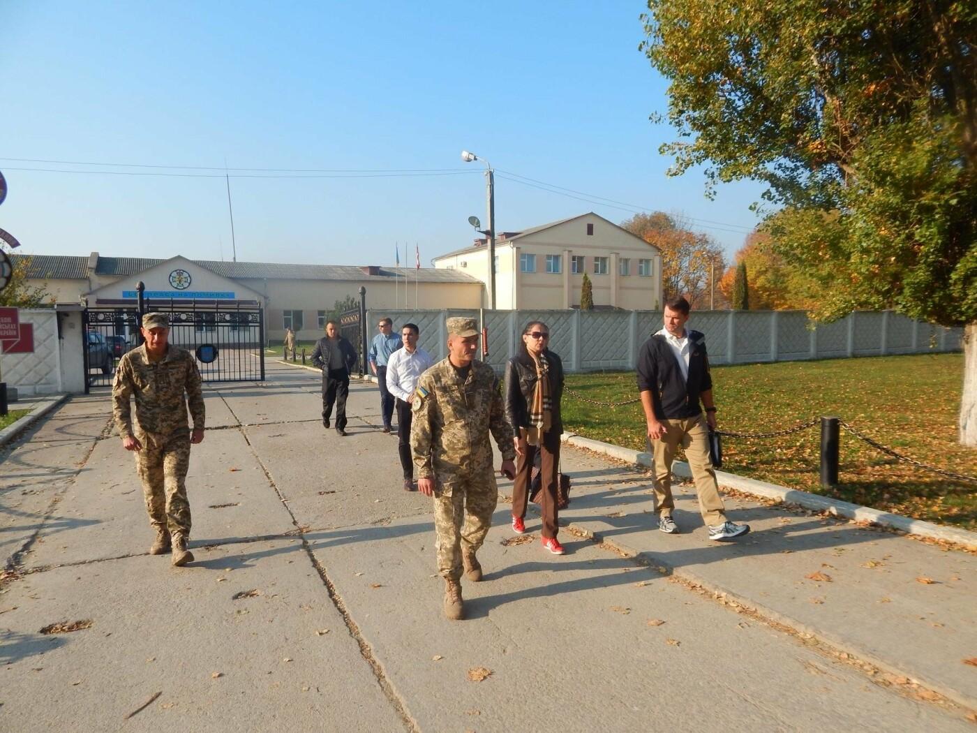 Центр розмінування відвідала делегація Збройних Сил США, фото-3