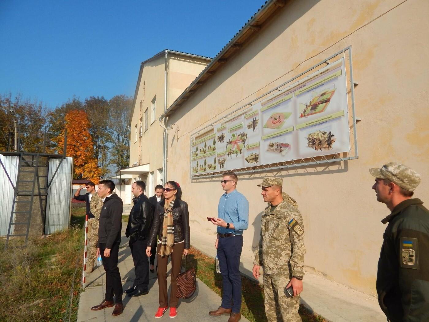 Центр розмінування відвідала делегація Збройних Сил США, фото-8