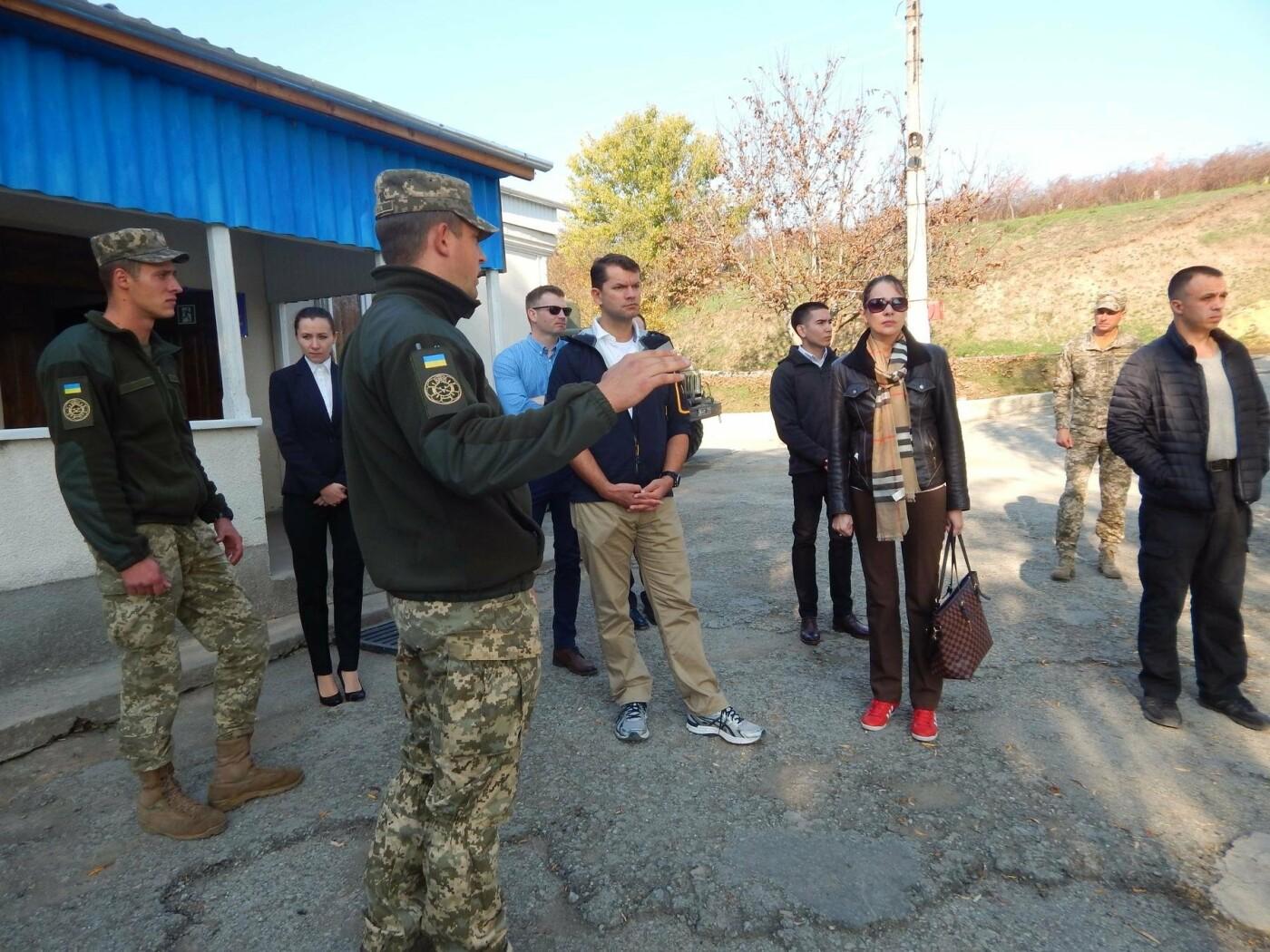 Центр розмінування відвідала делегація Збройних Сил США, фото-6