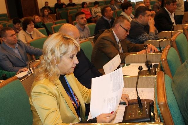На сесії міської ради розглянули питання щодо розподілу коштів, фото-2
