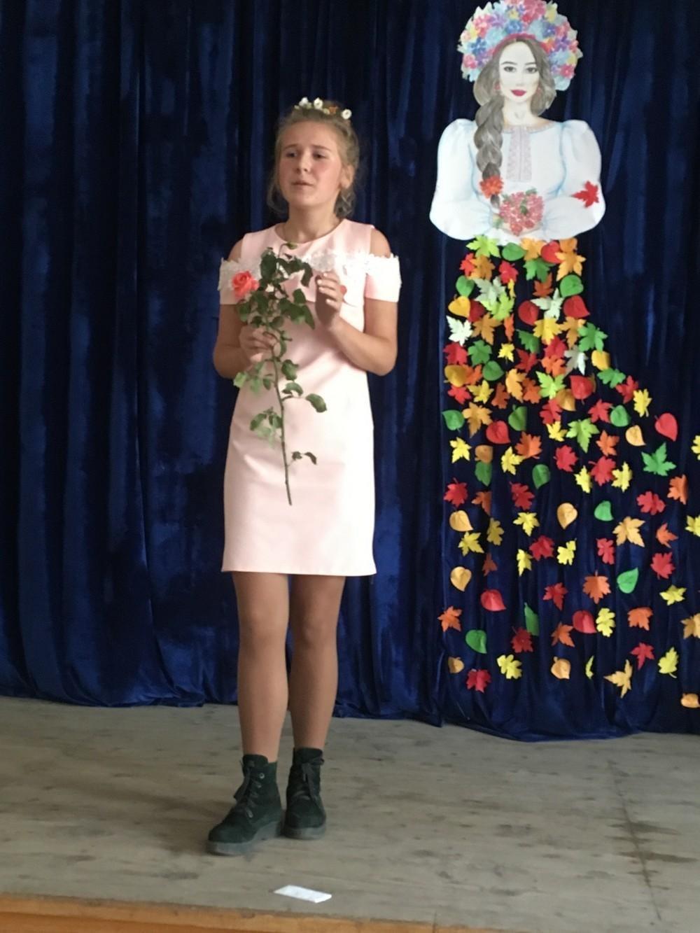 Міський конкурс читців «Чисті роси мови дорогої» зібрав школярів, фото-2