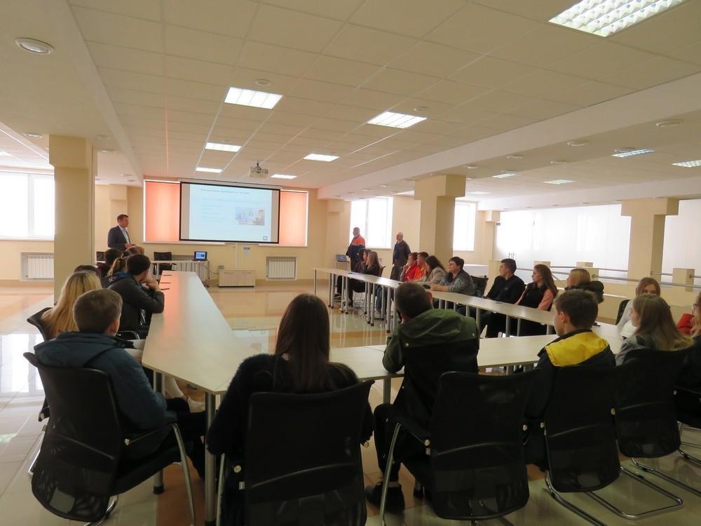 """Школярі відвідали ПАТ """"Подільський цемент"""", фото-2"""