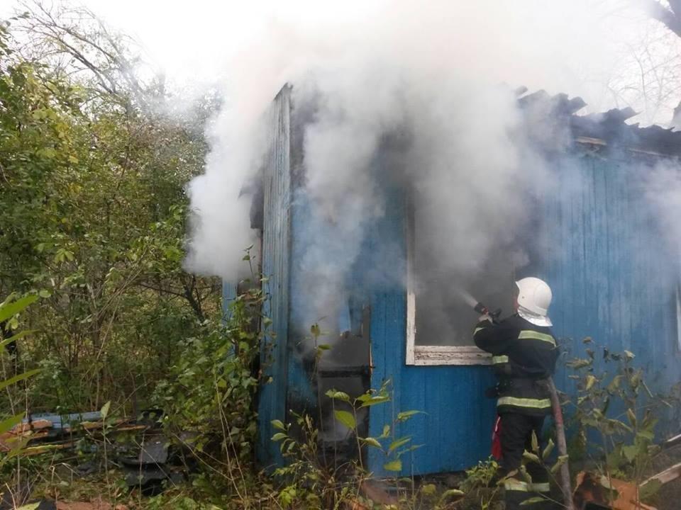 Необачність під час куріння спричинила пожежу, фото-3