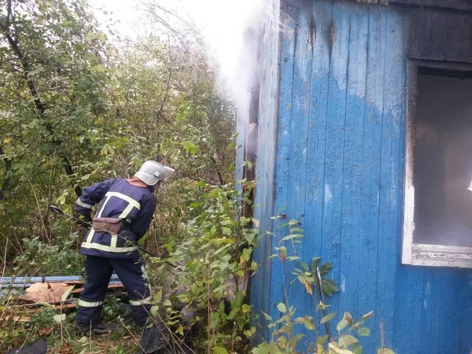 Необачність під час куріння спричинила пожежу, фото-2