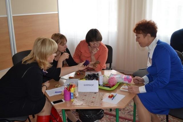 Педагогів Кам'янця-Подільського навчають бути творчими, фото-1