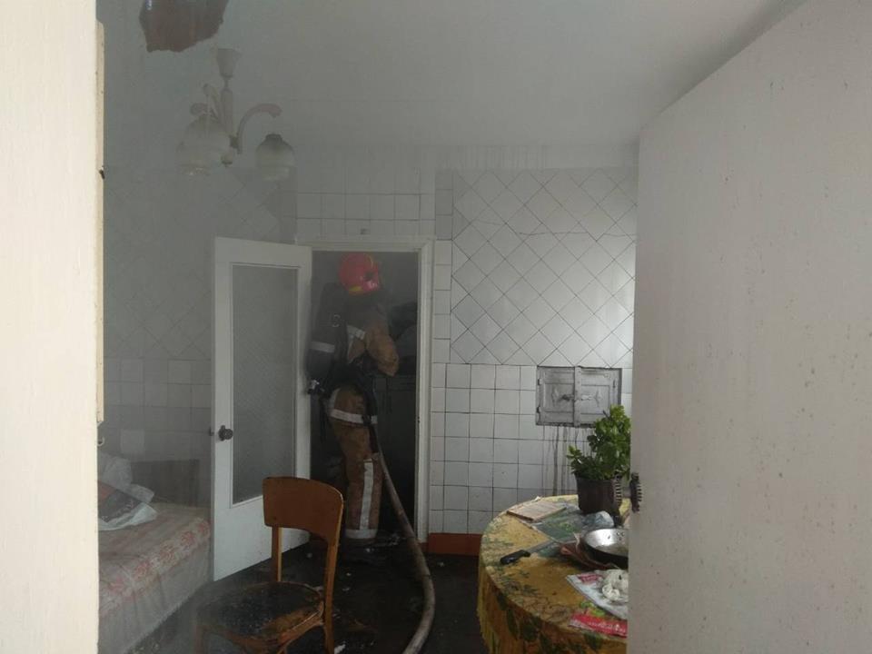 Пожежа житлового будинку у селі Слобідка Рихтівська, фото-2