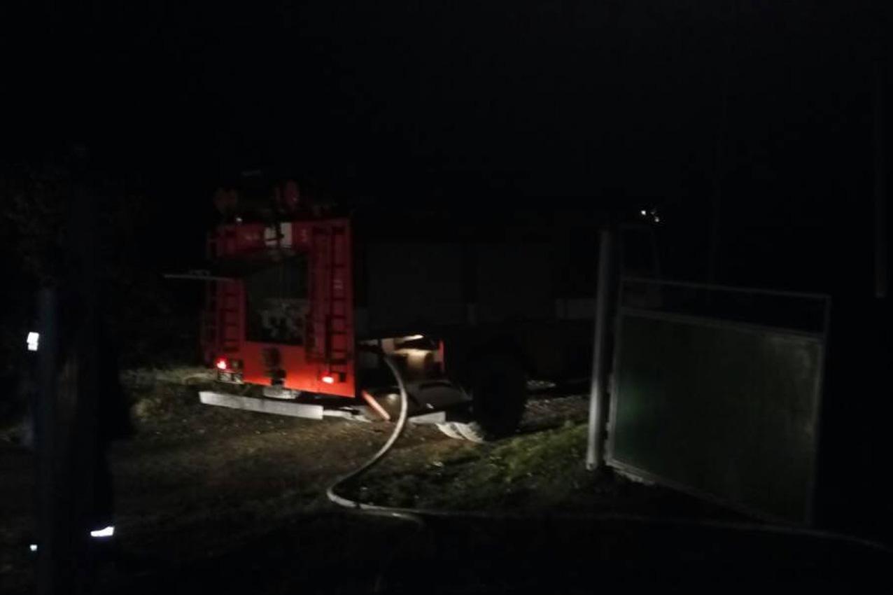 Пожежа у селі Врублівці, фото-2