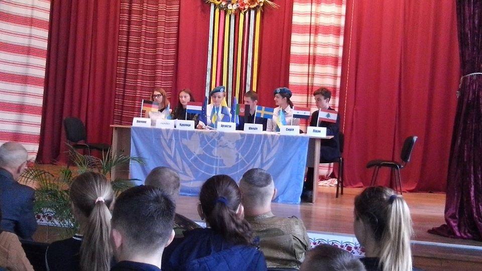 Юні миротворці Кам'янця-Подільського виграли конкурс представництва ООН в Україні, фото-4