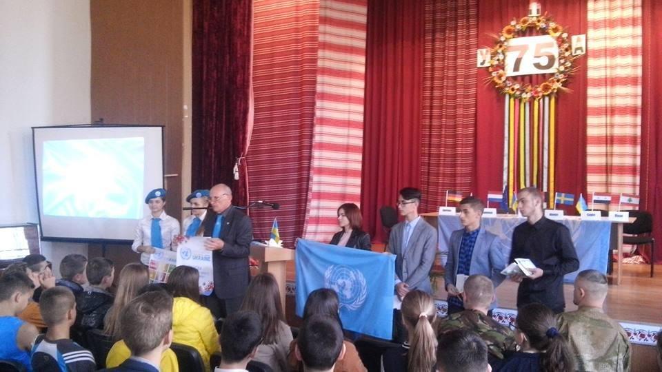 Юні миротворці Кам'янця-Подільського виграли конкурс представництва ООН в Україні, фото-3
