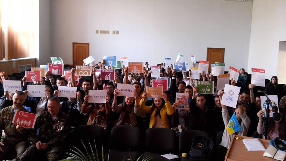 Юні миротворці Кам'янця-Подільського виграли конкурс представництва ООН в Україні, фото-2