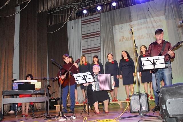 """Мистецькі родини зібрались на фестивалі """"Родослав-2017"""", фото-1"""