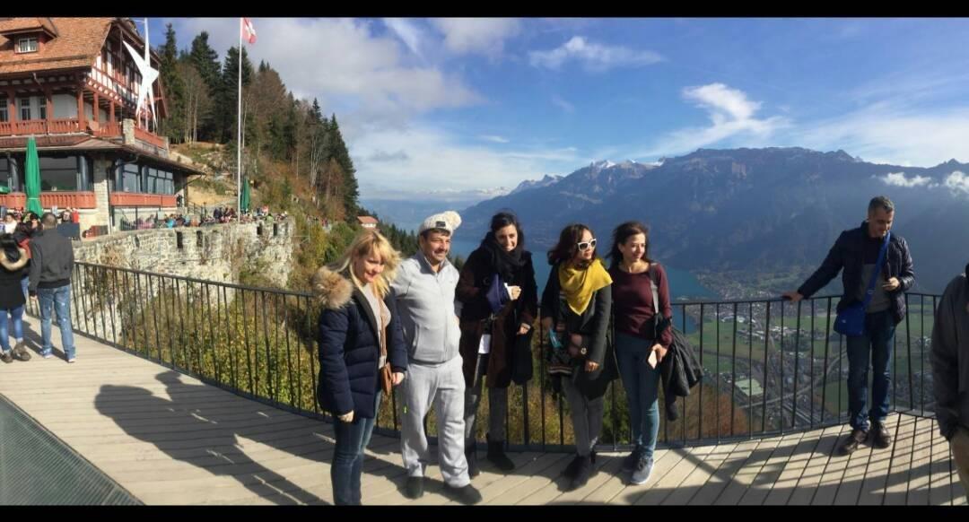 Військовослужбовець Центру розмінування увійшов в трійку найкращих слухачів фахового курсу в Швейцарії, фото-3