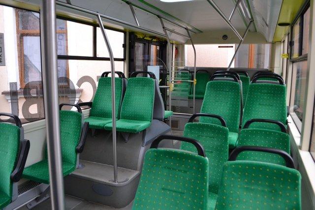 У Кам'янці представили перший екологічний транспорт - електробус, фото-2