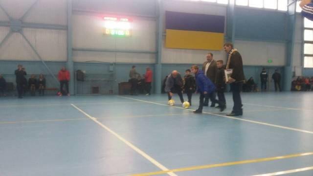 У Кам'янці-Подільському відбулося відкриття фізкультурно-оздоровчого комплексу, фото-2