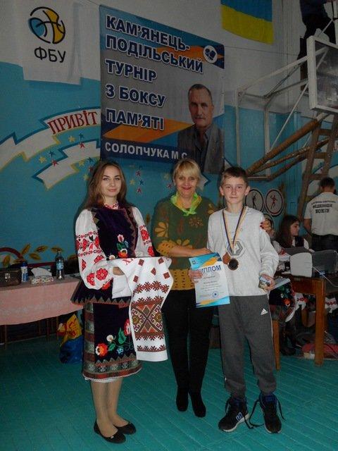 У Кам'янці відбувся Всеукраїнський турнір з боксу, фото-3