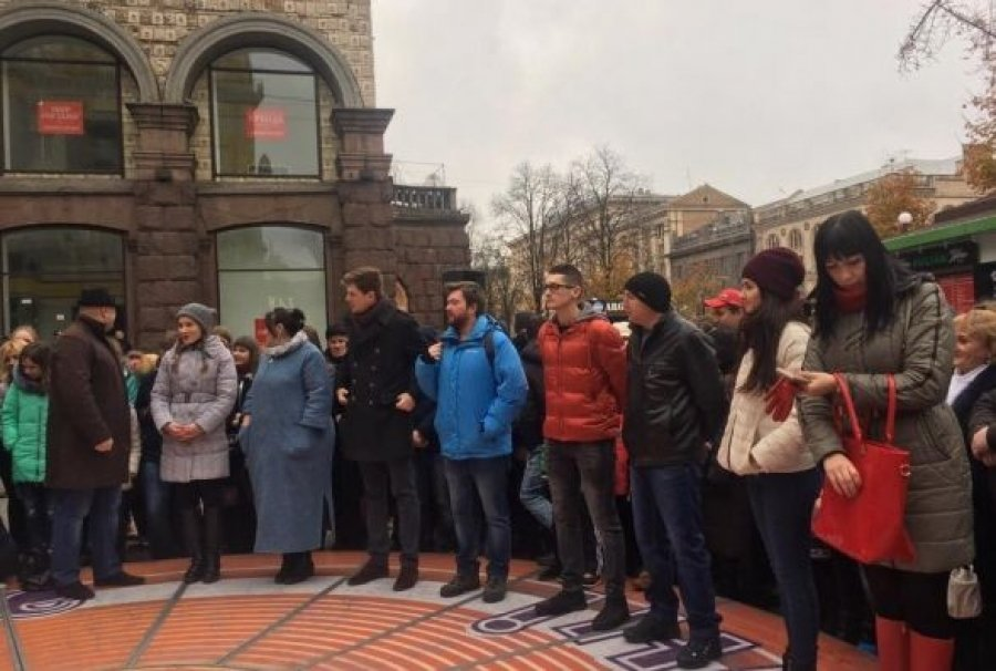 "Кам'янчанин на столичному ""Караоке на майдані"", фото-1"