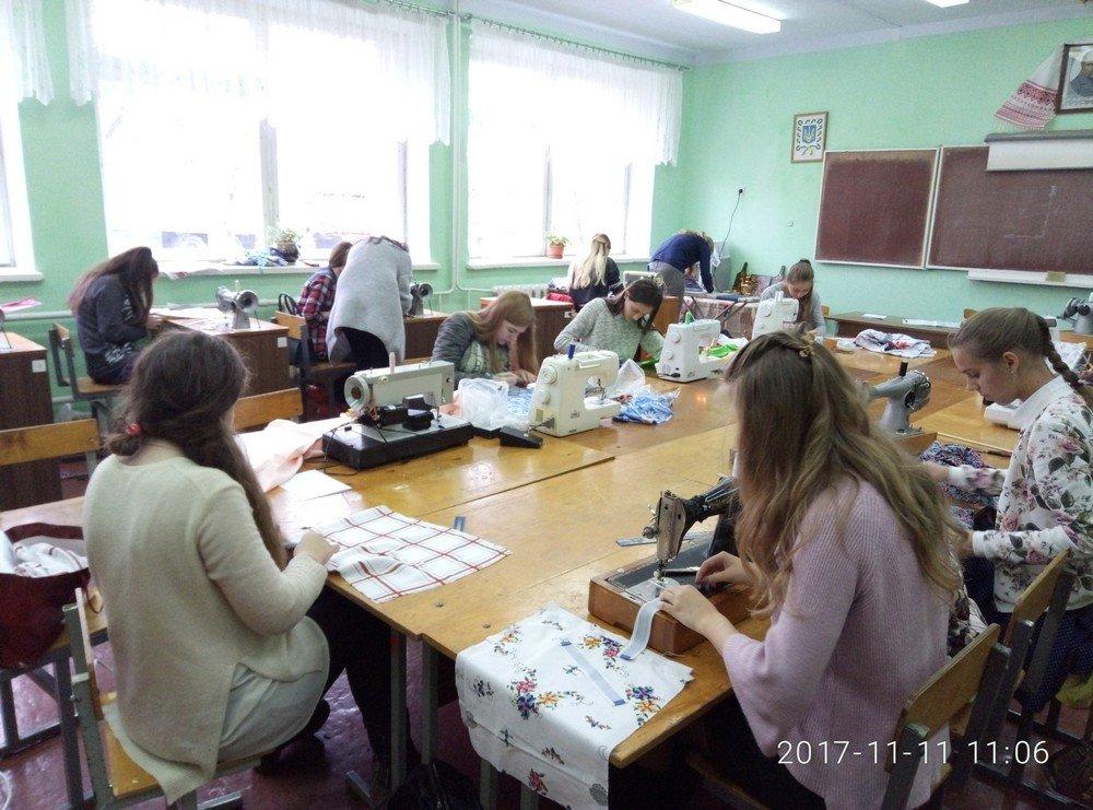 Результати II етапу Всеукраїнських олімпіад: трудове навчання, українська мова, фото-1