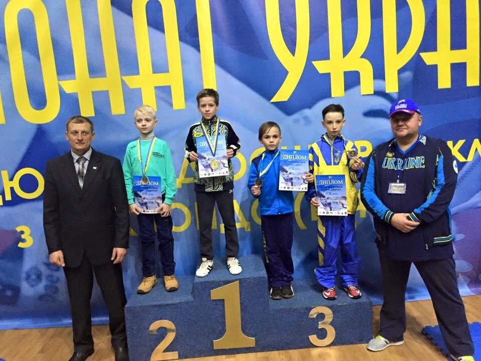 Кам'янчани здобули 13 медалей на чемпіонаті України з тхеквондо, фото-2