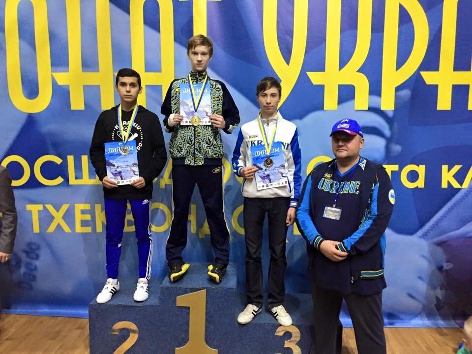 Кам'янчани здобули 13 медалей на чемпіонаті України з тхеквондо, фото-3
